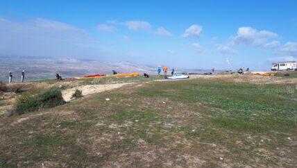 Sizilien Fliegerreise Gleitschirm Drachen