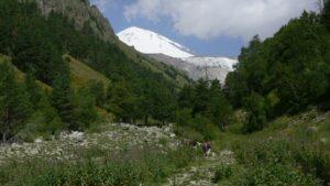 Flugsafari Kaukasus